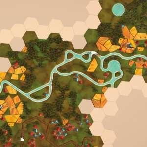 Tournez manette - Dorfromantik, le jeu de construction qui donne le beau rôle au monde rural