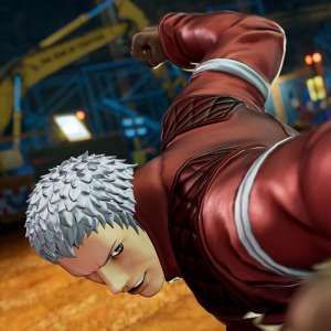 Yashiro Nanakase fait son retour dans The King of Fighters XV