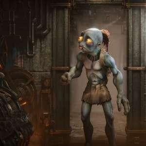 Oddworld : Soulstorm prépare sa sortie du 6 avril avec du gameplay commenté