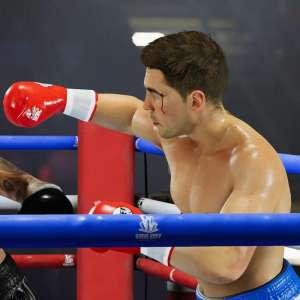 Une longue vidéo de gameplay commentée pour la simulation de boxe eSports Boxing Club