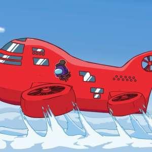 Among Us se relance avec la sortie de sa nouvelle carte The Airship