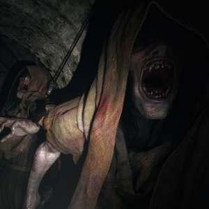 Du gameplay de Resident Evil Village dévoilé sur PS4 Pro