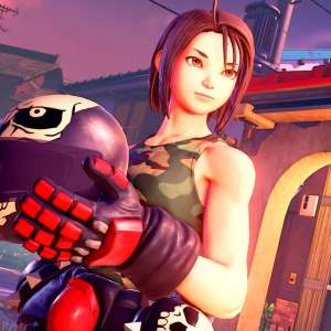 Street Fighter 5 : Akira Kazama en action, Rose disponible le 19 avril
