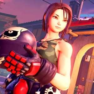 Street Fighter 5 : Akira Kazama en action, Rose disponible le 19 avril
