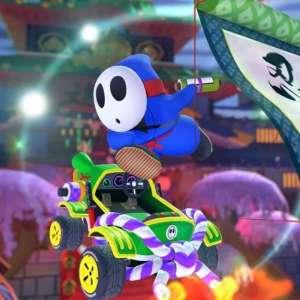 Mario Kart Tour met la gomme sur son nouvel événement Ninja Tour