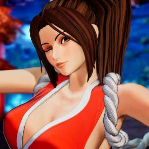 The King of Fighters XV : au tour de Mai Shiranui