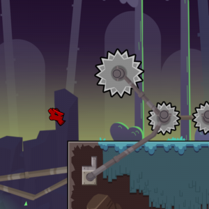 Super Meat Boy Forever s'en va trancher sur PS4 et Xbox One le 16 avril