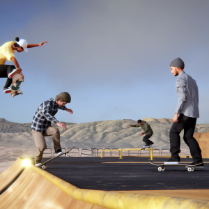 Skater XL se lance dans le multijoueur avec un trailer