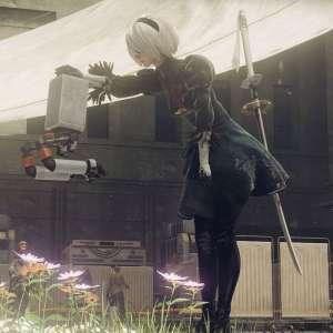 Square Enix va améliorer la version Steam de NieR Automata