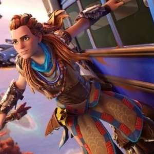 Aloy de Horizon rejoint les guests de Fortnite