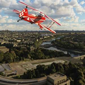 Microsoft Flight Simulator : la MAJ pour la France disponible