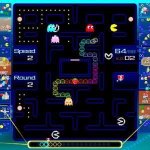 Tournez manette - Pac-Man 99 se révèle plus corsé que son aîné Tetris 99