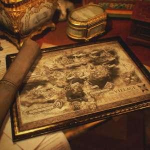 Resident Evil Village entre gastronomie et économie