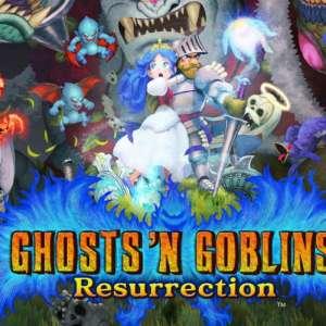 Ghosts 'n Goblins Resurrection confirmé sur PS4, Xbox One et PC