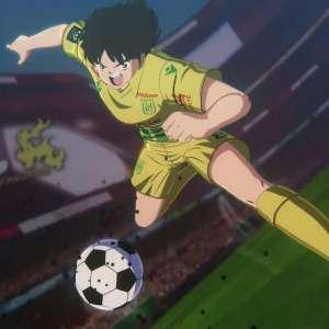 Captain Tsubasa en partenariat avec notre bonne vieille Ligue 1