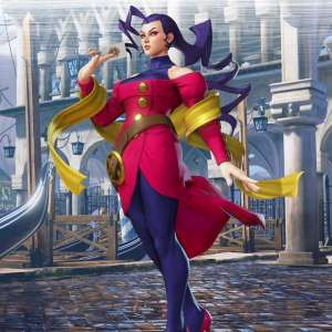 Rose est de retour pour s'écharper dans Street Fighter 5