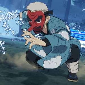 Sakonji Urokodaki sera jouable dans Demon Slayer : Hinokami Keppûtan