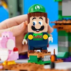 Nintendo étend sa gamme de jouets LEGO avec le set Luigi