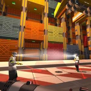 Le drôle de FPS Skin Deep sortira chez Annapurna Interactive