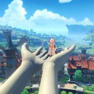 Genshin Impact montre du gameplay sur PS5 avec ses temps de chargement express