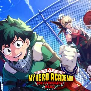 Le jeu mobile My Hero Academia : The Strongest Hero se profile pour le 19 mai