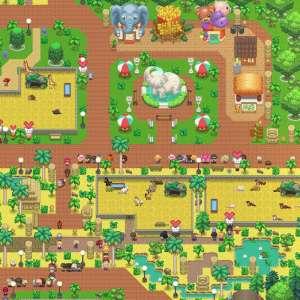 Carnet rose - No More Robots dévoile le jeu de gestion Let's Build a Zoo