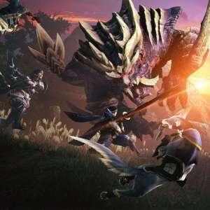 Déjà 6 millions pour Monster Hunter Rise