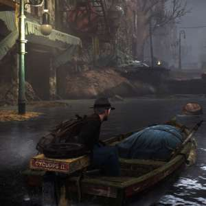 The Sinking City débarque sur Xbox Series