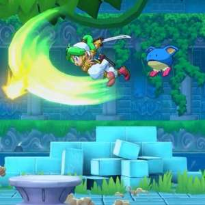 Wonder Boy Asha in Monster World cale sa date de sortie