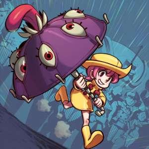 Skullgirls dévoile sa prochaine combattante, Umbrella