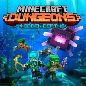 Hidden Depths, le prochain DLC de Minecraft Dungeons, s'annonce pour le 26 mai