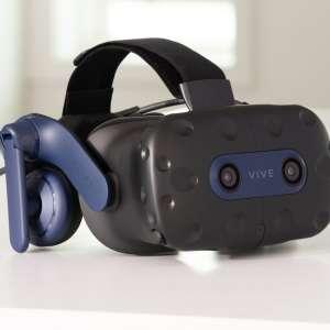 HTC annonce les casques VR haut de gamme Vive Pro 2 et Vive Focus 3