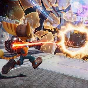 Ratchet & Clank : Rift Apart étale une nouvelle fois son gameplay