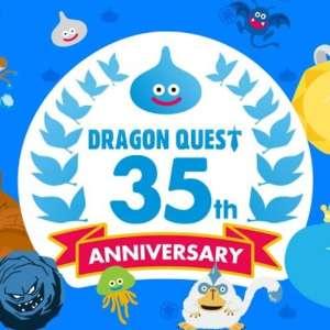 Un stream pour les 35 ans de la série Dragon Quest