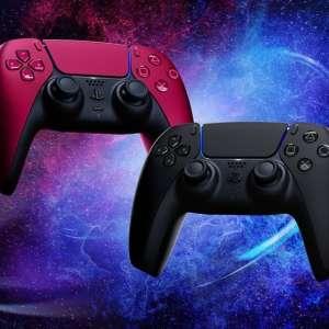 Playstation 5 / ps5 - DualSense : deux nouvelles couleurs pour la manette PS5