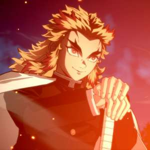Demon Slayer : le flamboyant Kyojuro Rengoku entre dans l'arène