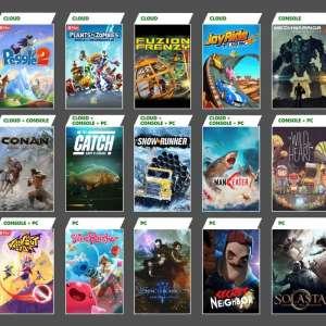 Xbox Game Pass : une fournée du mois de mai riche en jeux