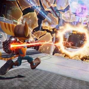 Une nouvelle bande-annonce pour Ratchet & Clank : Rift Apart