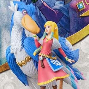 Skyward Sword HD : un amiibo Zelda pour faciliter le voyage rapide