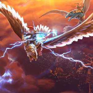 The Falconeer prend son envol sur PS5, PS4 et Switch