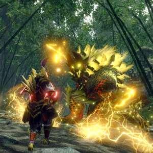 Monster Hunter Rise accueille le Valstrax écarlate et le Zinogre supérieur