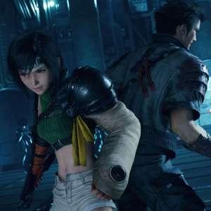Du gameplay pour Final Fantasy 7 Remake Intergrade sur PS5