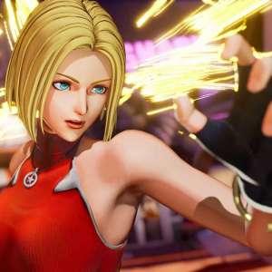 Blue Mary est le 21ème personnage à s'annoncer au casting de The King of Fighters XV