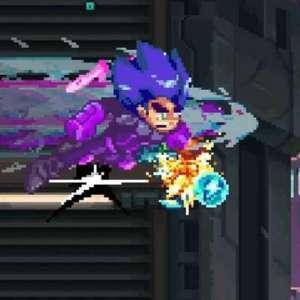 Berserk Boy, un Mega Man-like survolté, s'annonce sur consoles et PC