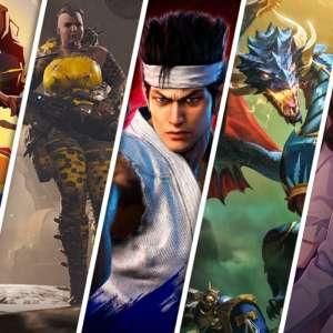 Rétro Dash Mortal Kombat, Necromunda Hired Gun et Virtua Fighter 5... votre programme de la semaine du 31/05/2021