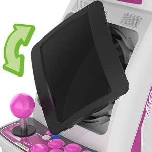 Matez mon matos - EGRET II mini : une nouvelle mini-borne à écran rotatif chez Taito