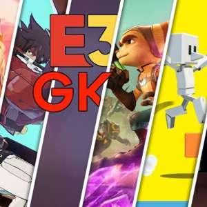 #e3gk | e3 2021 - Test de Ratchet & Clank Rift Apart, le reveal Battlefield et l'E3 2021... votre programme de la semaine du 07/06/2021