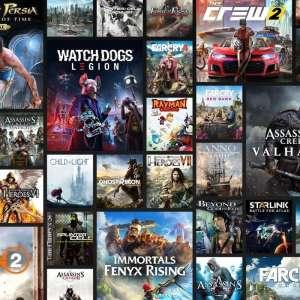 L'abonnement Ubisoft+ est disponible sur Stadia