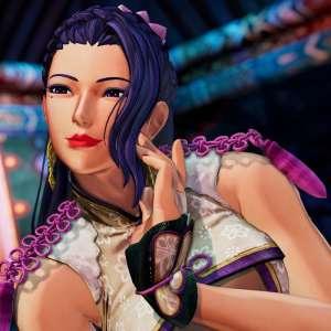 Luong est le vingt-troisième personnage à rejoindre le casting de The King of Fighters XV