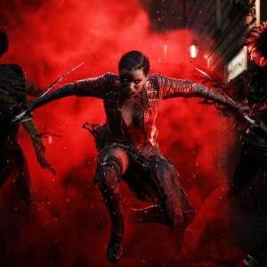 #e3gk | e3 2021 - Bloodhunt, un battle-royale dans l'univers de Vampire : The Masquerade, annoncé sur PC